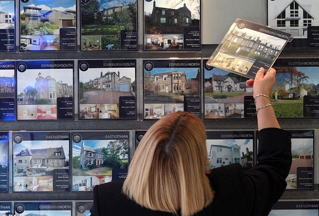 House prices rise almost £2,500 in August, says Halifax