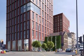 Cable Swan gets green light for Manchester build-to-rent scheme