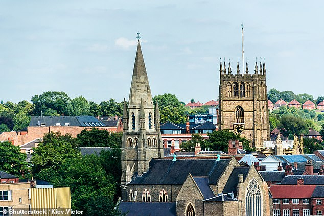 Homes in Nottingham sell in less than two months and at small discounts