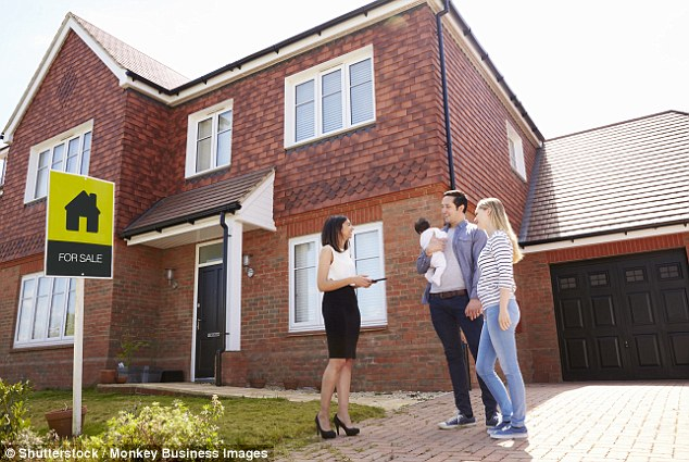 The number of first-time buyers and movers fell in the months leading up to the interest rate change