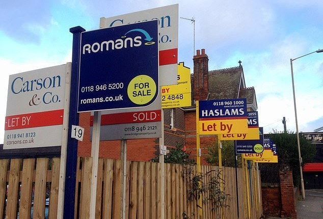 Gap between asking and selling prices for property widens in strong buyer's market