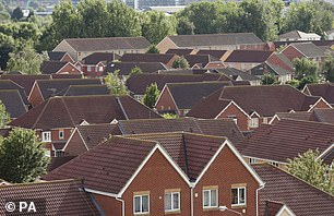 House prices have risen by more than £82k since the depths of the financial crisis