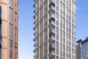 OakNorth provides loan for Aldgate resi scheme
