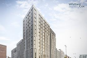 Plans submitted for £50m BTR scheme in Sheffield