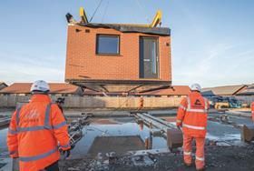 UK's biggest-ever modular deal struck by PfP and ilke Homes