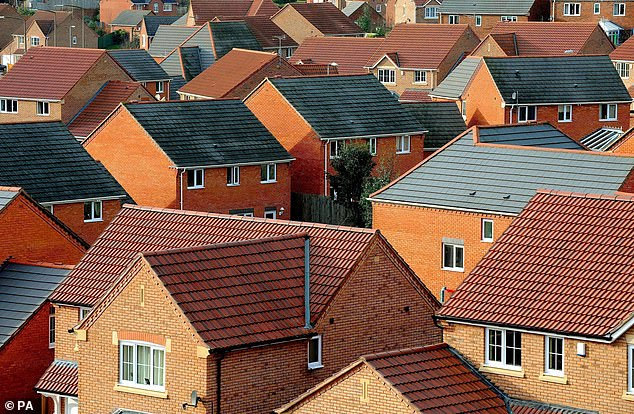 Young people are far more likely to move into a smaller home than the elderly