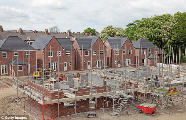 Developers to be banned from selling leasehold new-build houses