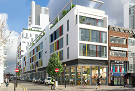 CBRE buys Telford Homes