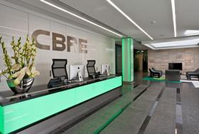 CBRE chief exec quizzed on Telford deal in earnings call