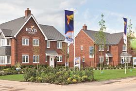 Bovis and Galliford renew £1bn talks to merge housing arms
