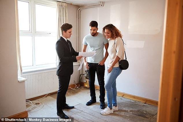 First-time buyers hit highest since just before financial crash
